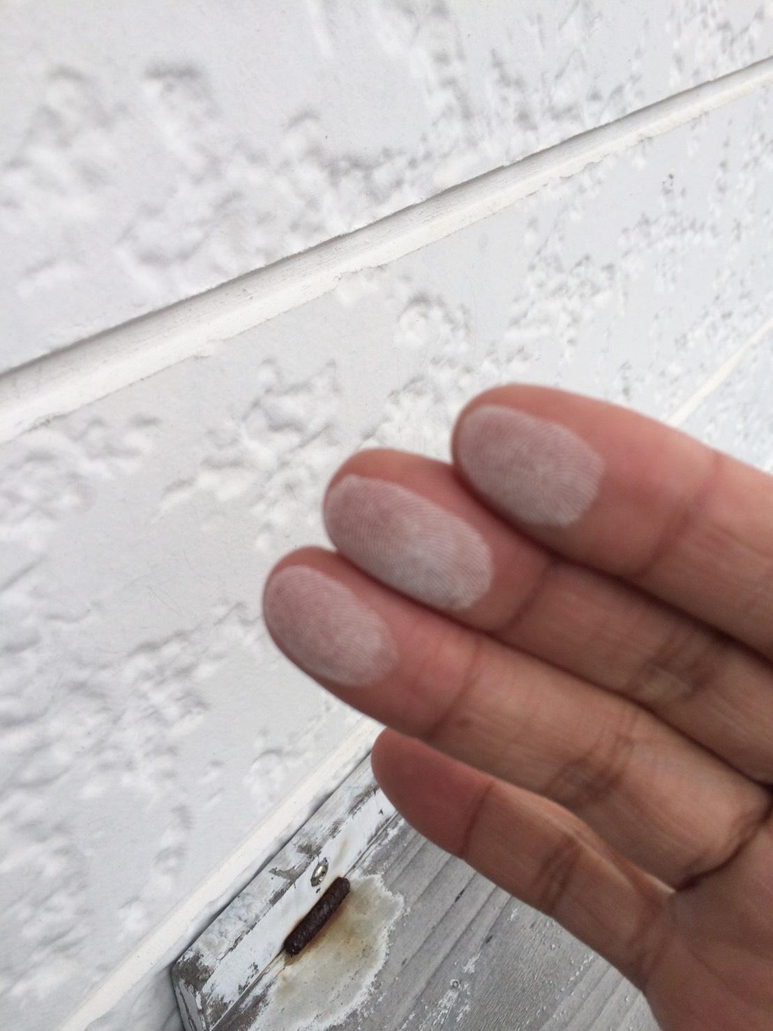 手塗りでお化粧直し!外壁塗装!! | 福岡市博多区・南区・中央区・春日市