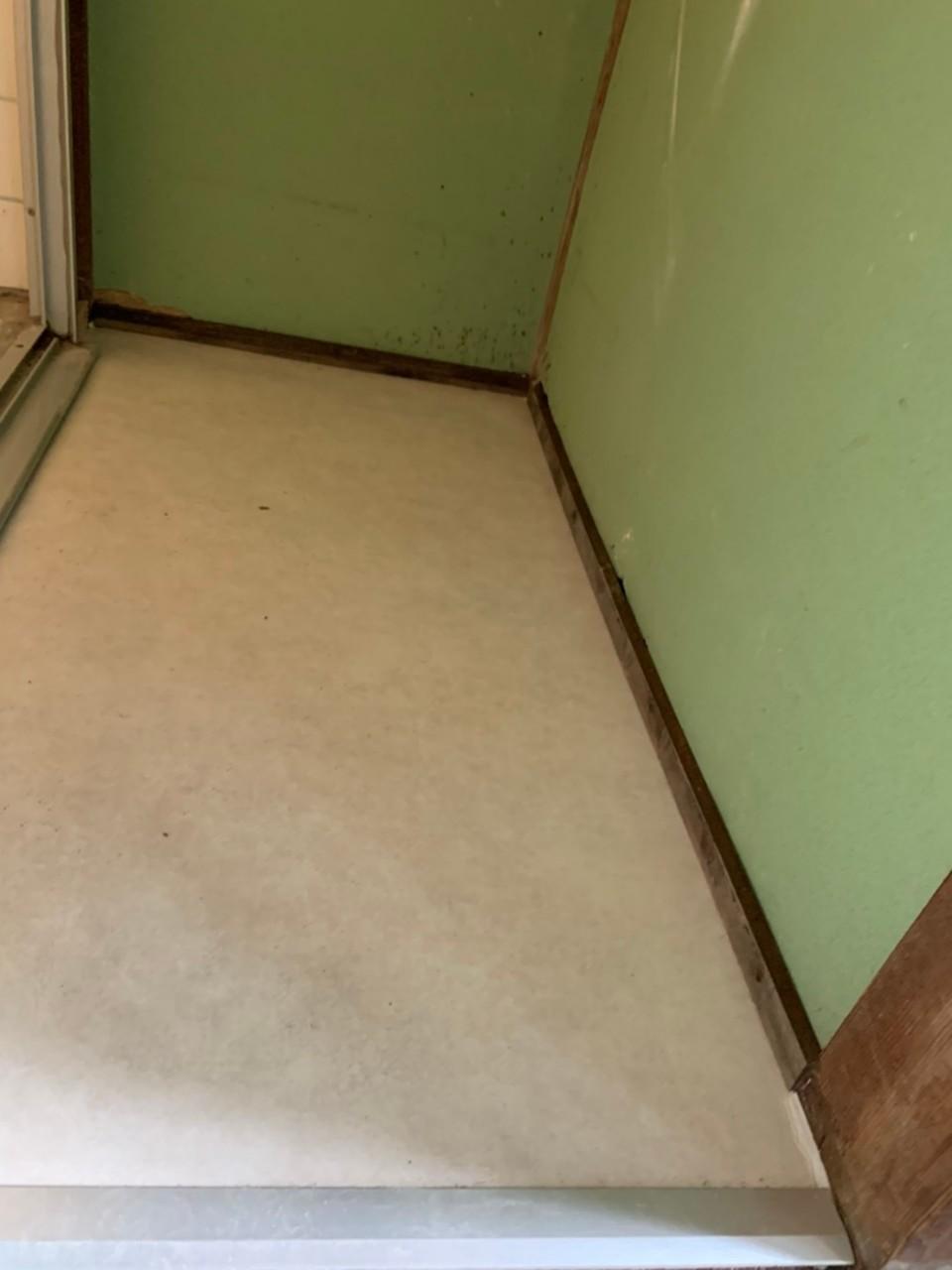 床工事を行いました!| 福岡市博多区・南区・中央区・春日市